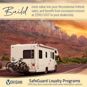 RV / Motorhomes - SafeGuard Loyalty Program