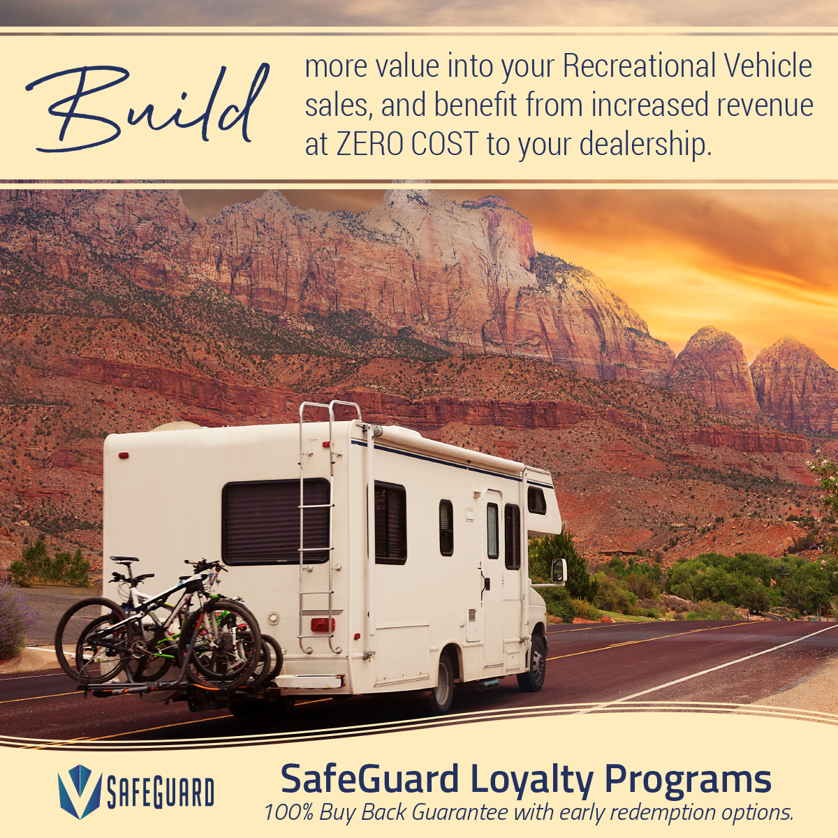 RV / Motorhomes - SafeGuard Loyalty Program