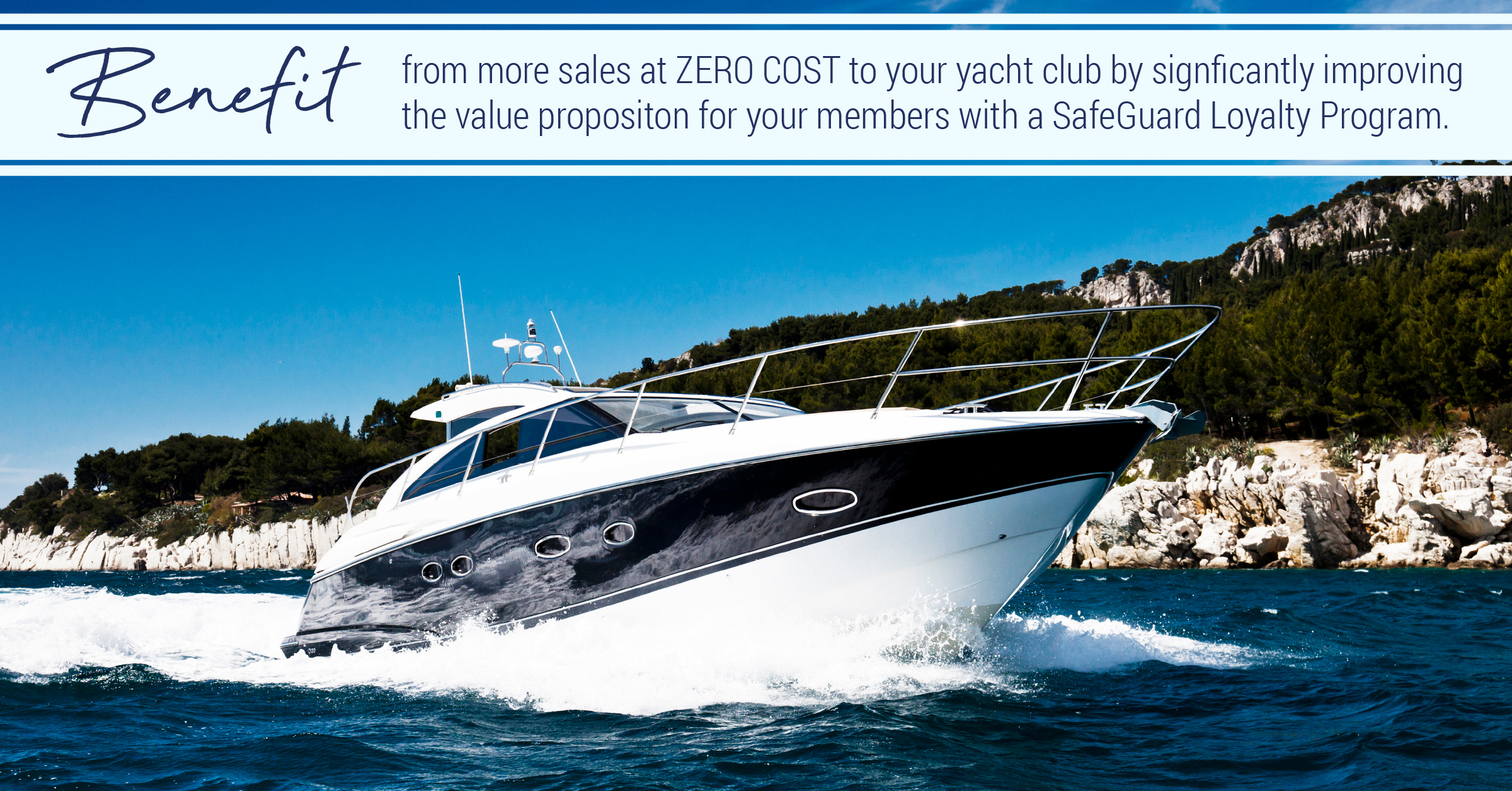 SafeGuard Loyalty Program for Yacht Clubs