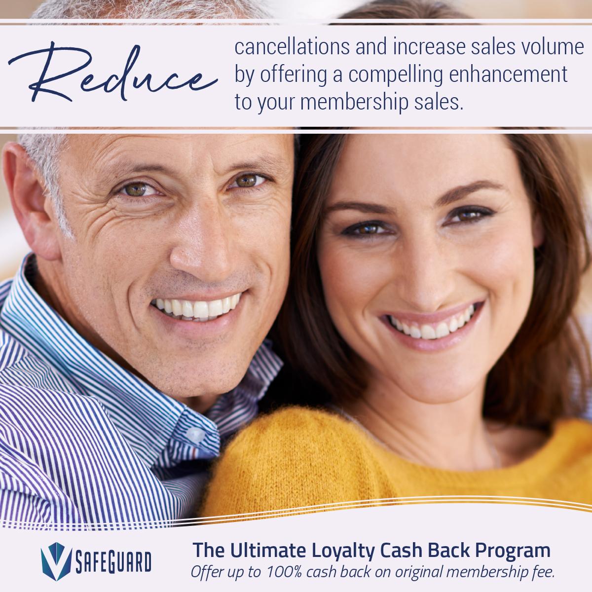 SafeGuard Loyalty Program for Membership Clubs
