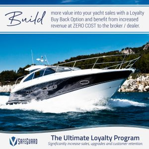 SafeGuard Loyalty Program for Yacht Ownership
