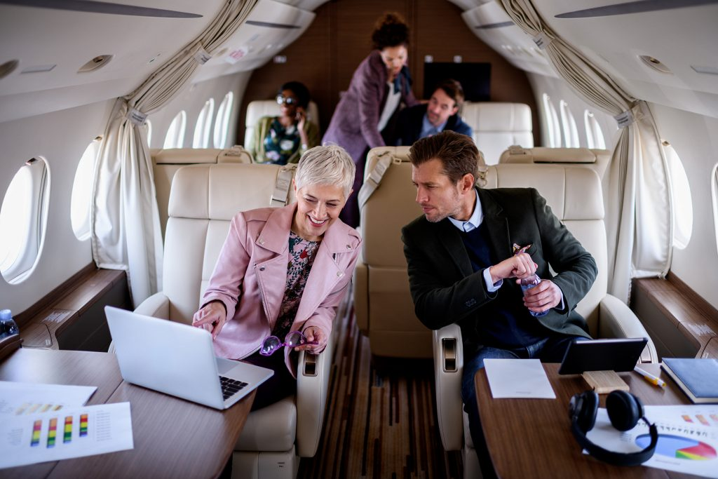 SafeGuard Loyalty Program for Private Jets